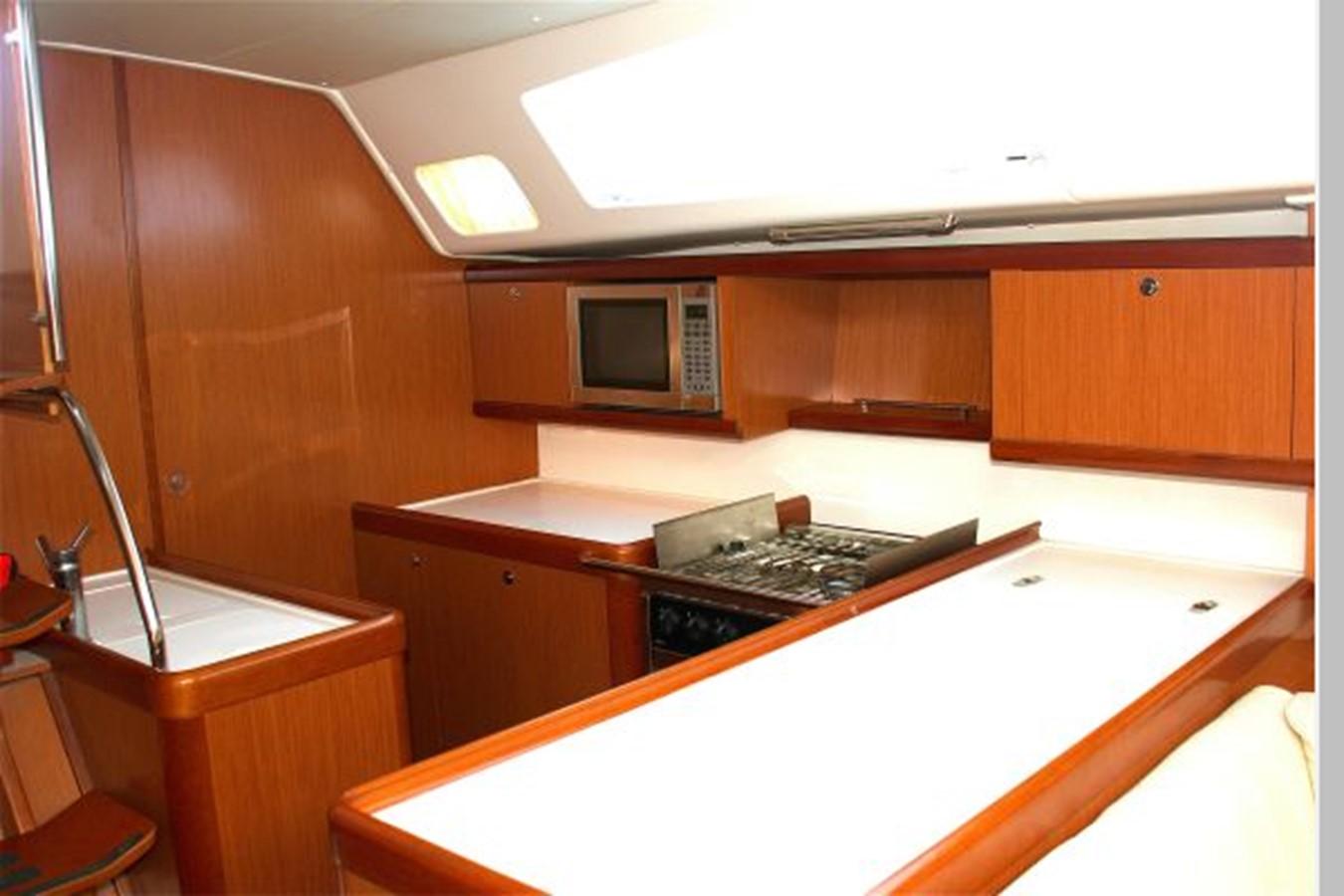 2008 BENETEAU America 46 Cruising Sailboat 2594942