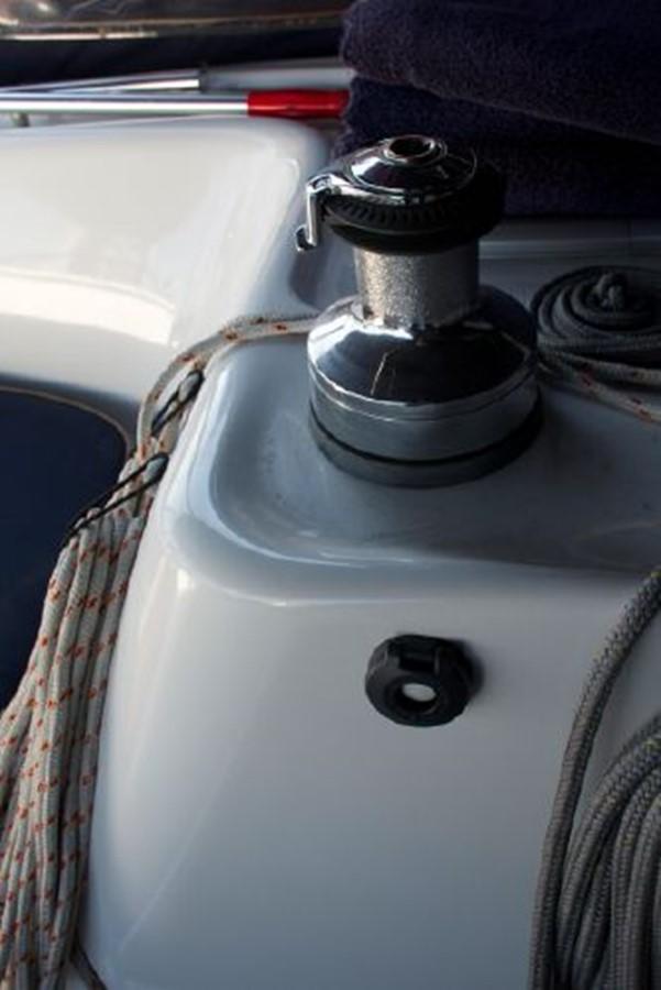 2008 BENETEAU America 46 Cruising Sailboat 2594967