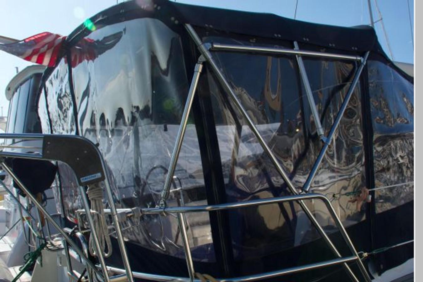 2008 BENETEAU America 46 Cruising Sailboat 2594971