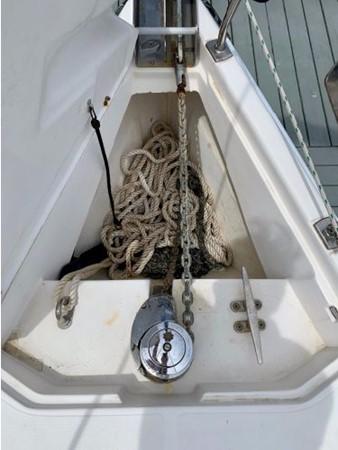2011 HUNTER 45 Deck Salon Cruising/Racing Sailboat 2595068