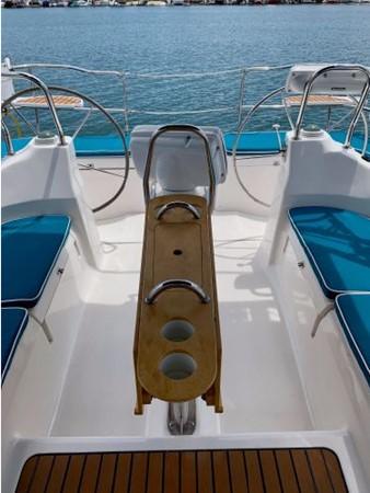 2011 HUNTER 45 Deck Salon Cruising/Racing Sailboat 2595076