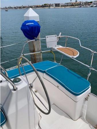 2011 HUNTER 45 Deck Salon Cruising/Racing Sailboat 2595077