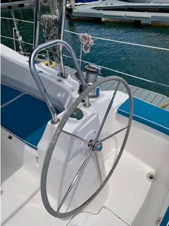 2011 HUNTER 45 Deck Salon Cruising/Racing Sailboat 2595080