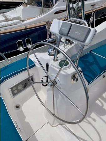 2011 HUNTER 45 Deck Salon Cruising/Racing Sailboat 2595083