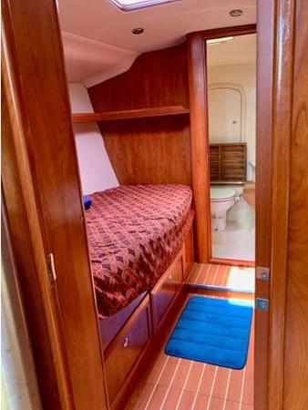2011 HUNTER 45 Deck Salon Cruising/Racing Sailboat 2595104