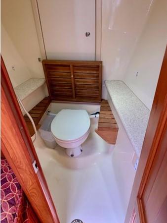 2011 HUNTER 45 Deck Salon Cruising/Racing Sailboat 2595106