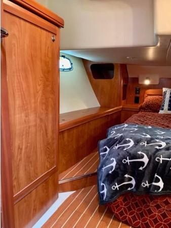 2011 HUNTER 45 Deck Salon Cruising/Racing Sailboat 2595118