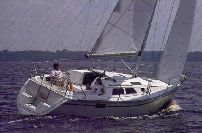 1990 HUNTER MARINE 30-2 Cruising/Racing Sailboat 2595824