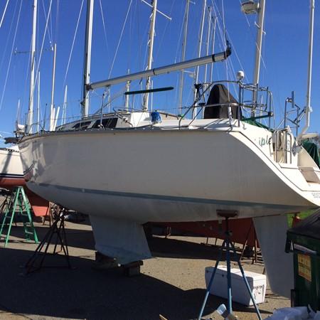 1990 HUNTER MARINE 30-2 Cruising/Racing Sailboat 2595827