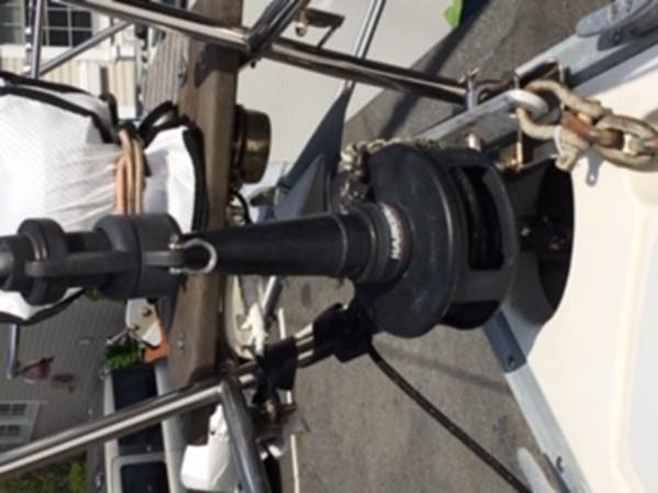 1990 HUNTER MARINE 30-2 Cruising/Racing Sailboat 2595830