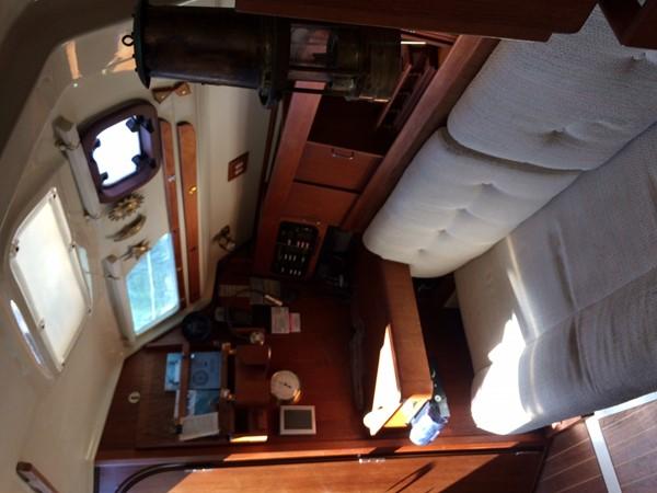 1990 HUNTER MARINE 30-2 Cruising/Racing Sailboat 2595833