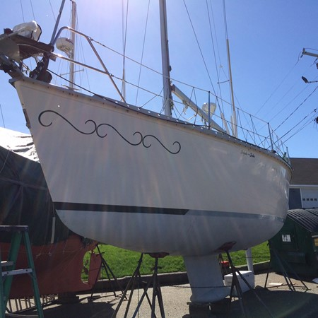 1990 HUNTER MARINE 30-2 Cruising/Racing Sailboat 2595839