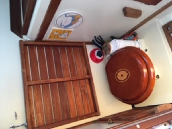 1990 HUNTER MARINE 30-2 Cruising/Racing Sailboat 2595853