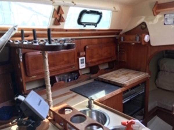 1990 HUNTER MARINE 30-2 Cruising/Racing Sailboat 2595861