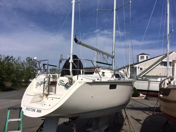 1990 HUNTER MARINE 30-2 Cruising/Racing Sailboat 2595871