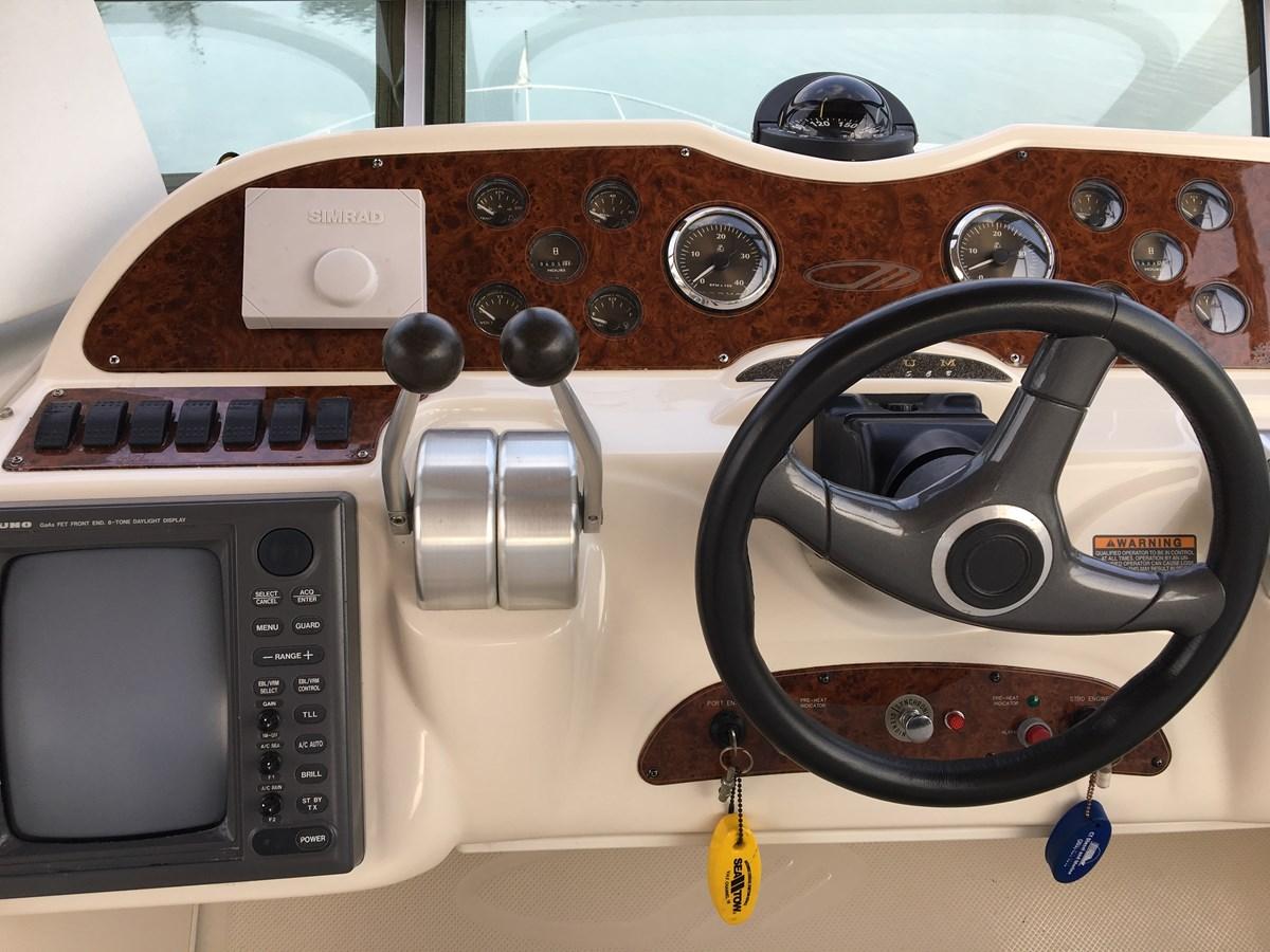 IMG_6048 2001 MAXUM 4600 SCB Motor Yacht 2596373