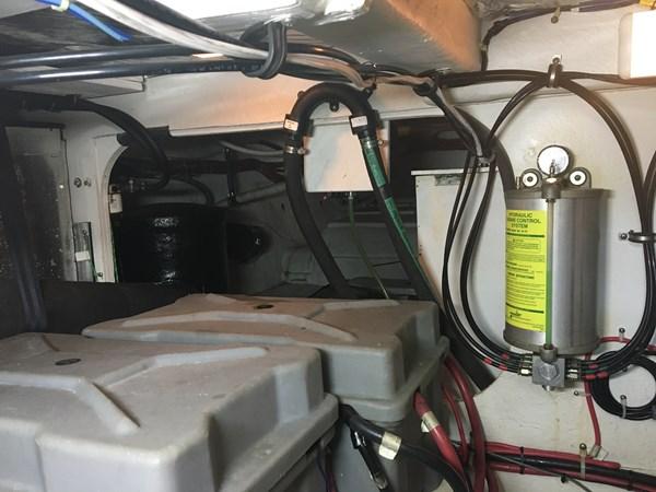 IMG_5925 2001 MAXUM 4600 SCB Motor Yacht 2596423