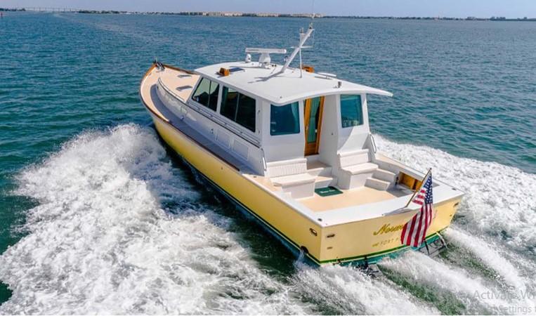 Underway 2007 CUSTOM Downeast Eastbay Style Cruiser 2597036
