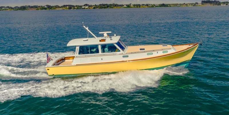 Underway 2007 CUSTOM Downeast Eastbay Style Cruiser 2597037