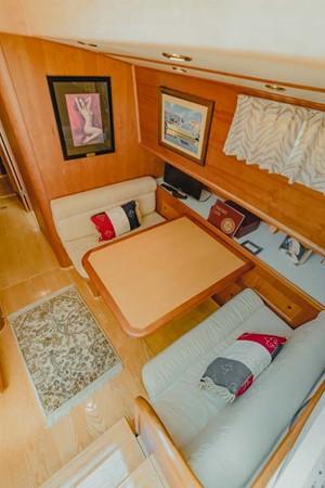 dinette 2007 CUSTOM Downeast Eastbay Style Cruiser 2597047