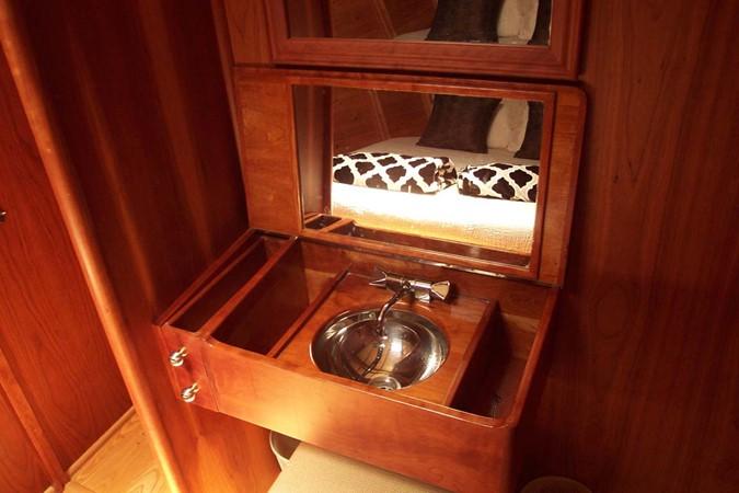 MSR Vanity - open 2007 CUSTOM Downeast Eastbay Style Cruiser 2597058