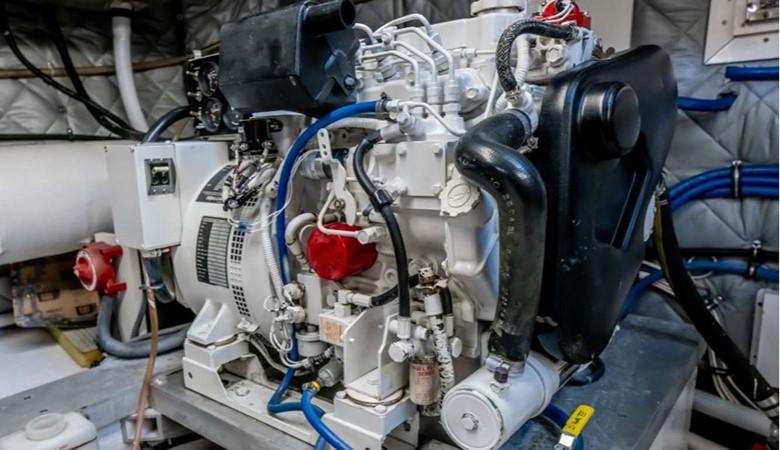 Generator 2007 CUSTOM Downeast Eastbay Style Cruiser 2597076