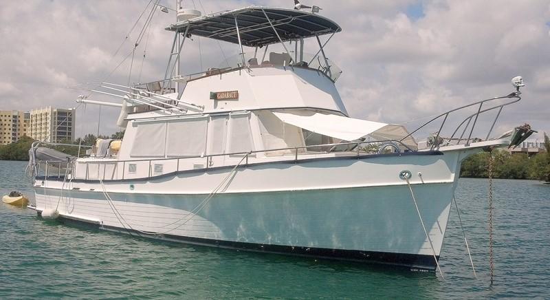 1988 GRAND BANKS Classic Trawler 2598354