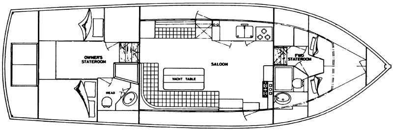 1988 GRAND BANKS Classic Trawler 2598355