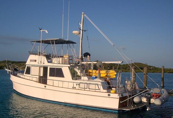 1988 GRAND BANKS Classic Trawler 2598356