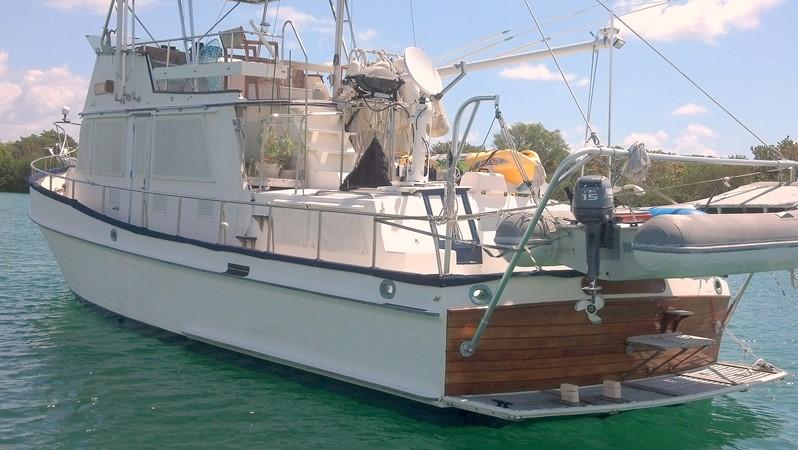 1988 GRAND BANKS Classic Trawler 2598357