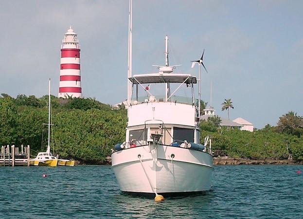 1988 GRAND BANKS Classic Trawler 2598359