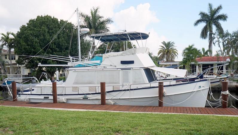 1988 GRAND BANKS Classic Trawler 2598360