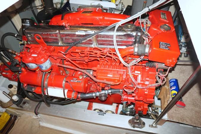 1988 GRAND BANKS Classic Trawler 2598419