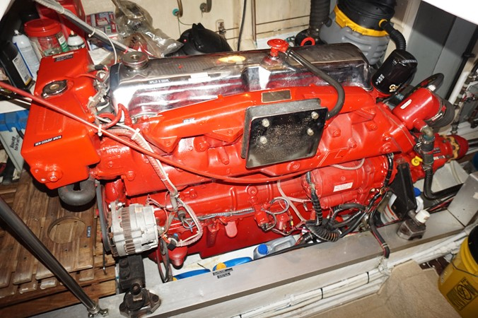 1988 GRAND BANKS Classic Trawler 2598420