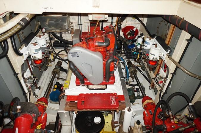 1988 GRAND BANKS Classic Trawler 2598421