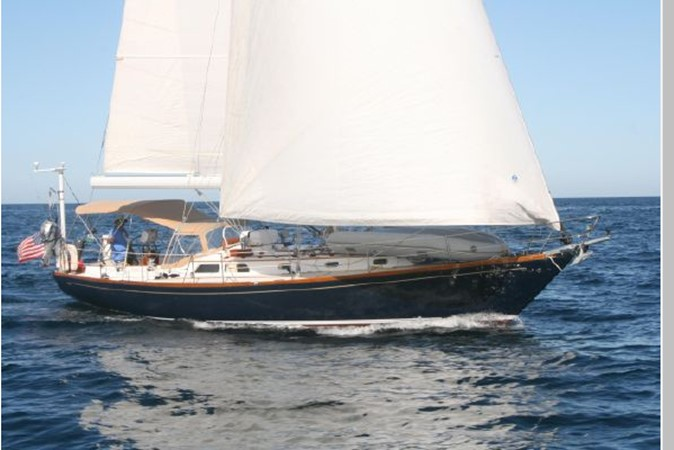 1989 HINCKLEY Sou'wester 42 Cruising Sailboat 2597822