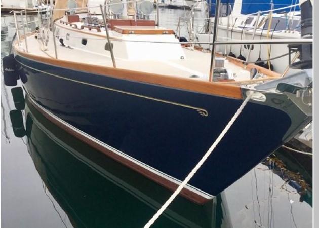 1989 HINCKLEY Sou'wester 42 Cruising Sailboat 2597823