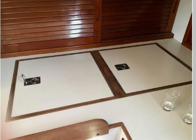 1989 HINCKLEY Sou'wester 42 Cruising Sailboat 2597880