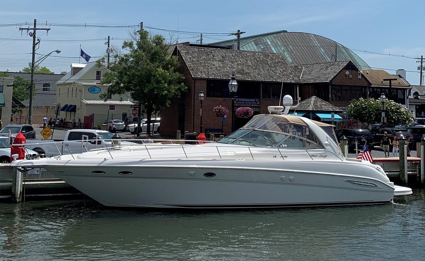 1 2000 SEA RAY 46 Sundancer Cruiser 2666322