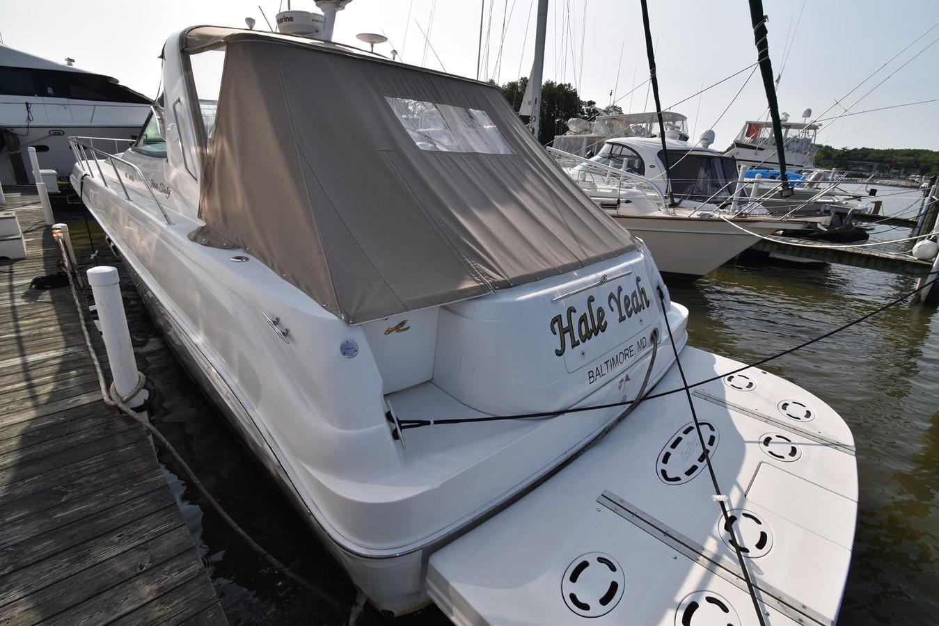 5 2000 SEA RAY 46 Sundancer Cruiser 2666330