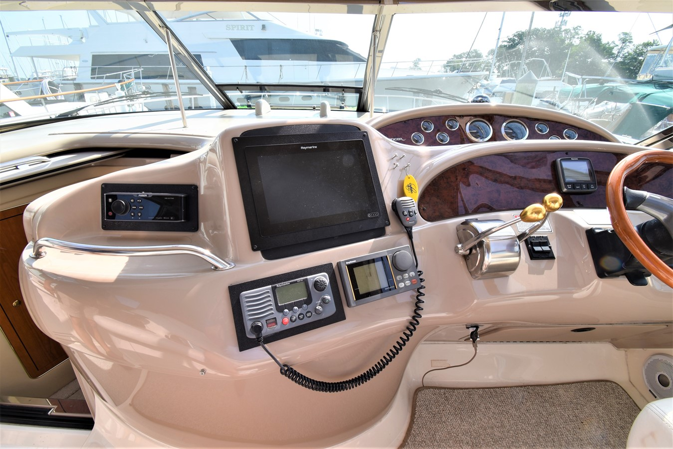 10 2000 SEA RAY 46 Sundancer Cruiser 2666331