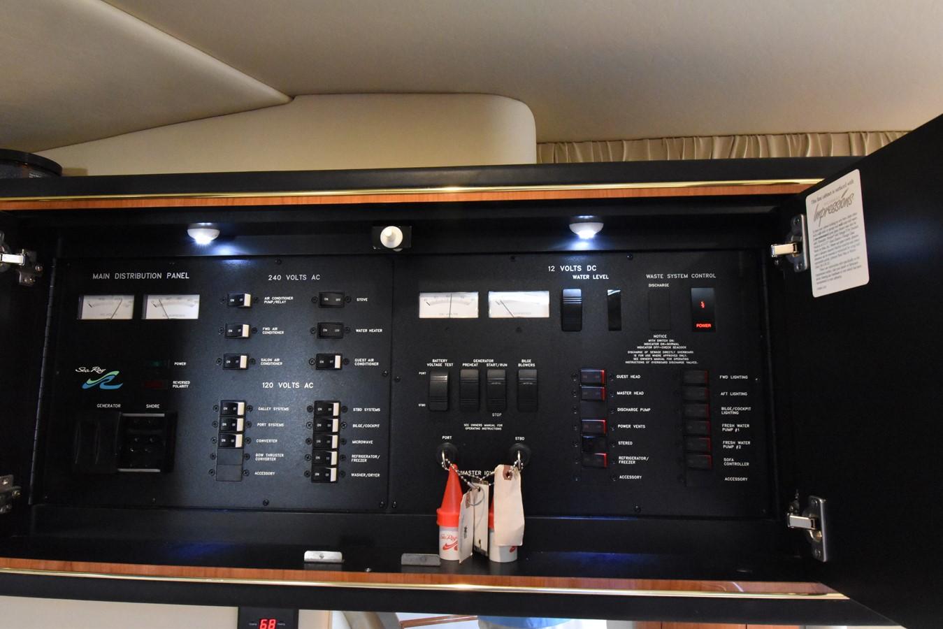 30 2000 SEA RAY 46 Sundancer Cruiser 2666349