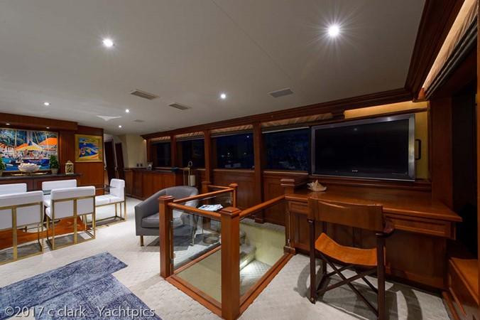 Main Salon 1999 BROWARD Motor Yacht Motor Yacht 2598513