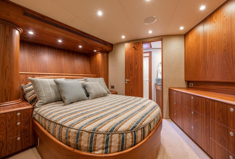 VIP Stateroom - Forward 2011 MERRITT BOAT WORKS Enclosed Bridge  Sport Fisherman 2598728
