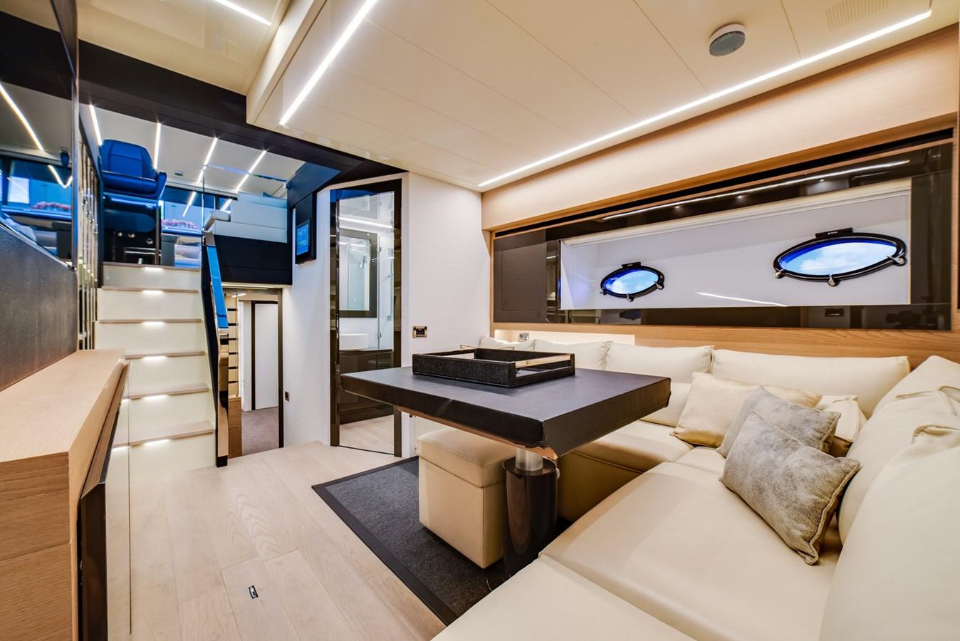 Lower Deck  2017 PERSHING Motor yacht Motor Yacht 2707126