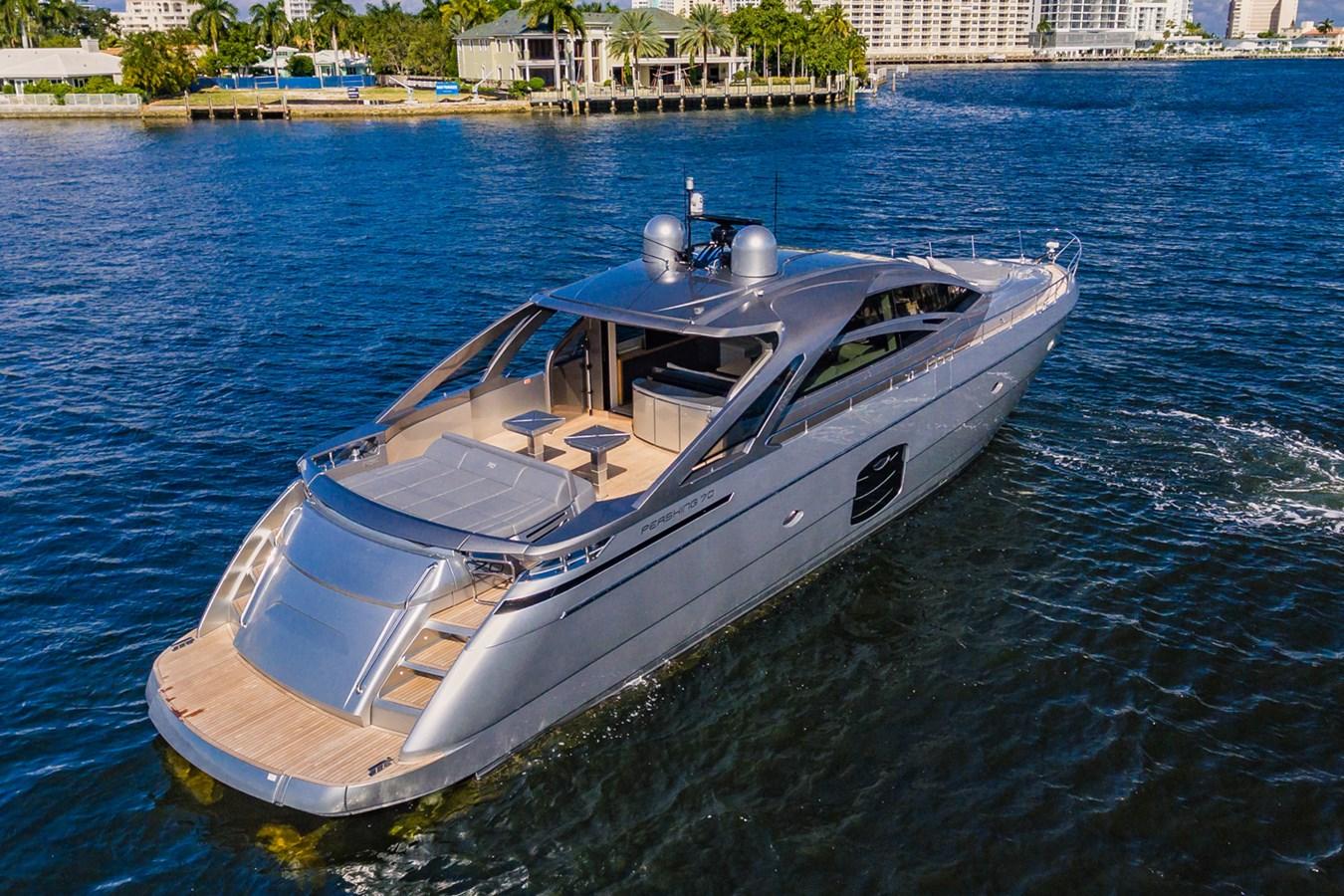 2017 PERSHING Motor yacht Motor Yacht 2717019