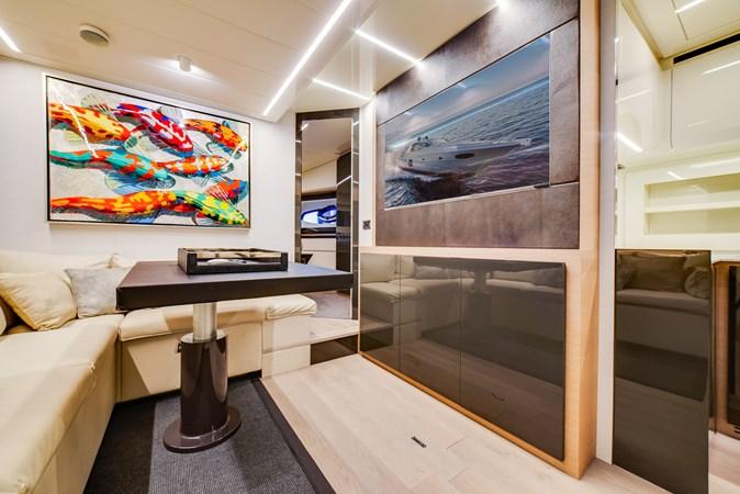 Lower Deck 3 2017 PERSHING Motor yacht Motor Yacht 2707128