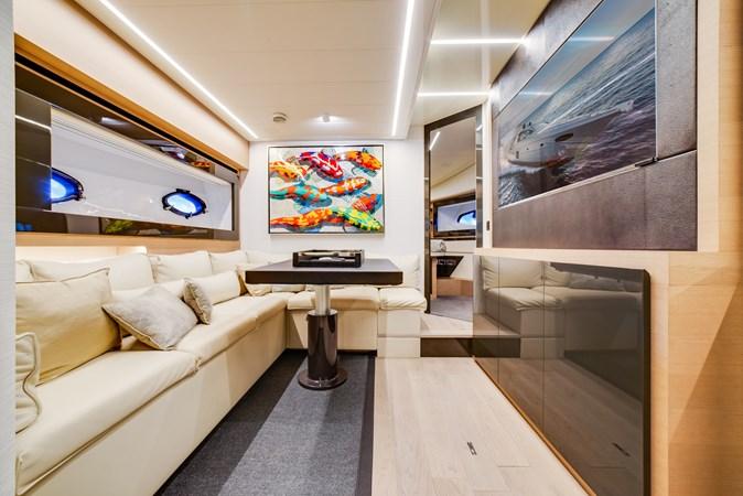 Lower Deck 4 2017 PERSHING Motor yacht Motor Yacht 2707129