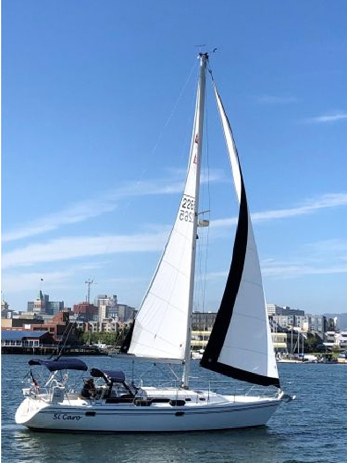 2006 CATALINA 36 MKII Cruising Sailboat 2599462