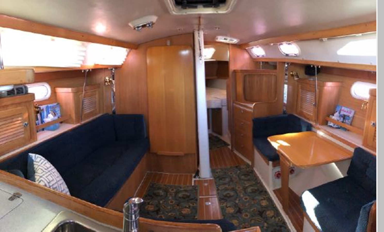 2006 CATALINA 36 MKII Cruising Sailboat 2599463